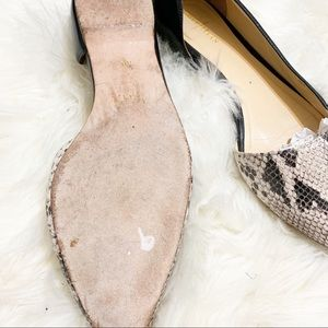 Cole Haan Shoes - Cole Haan Cut Out Flats